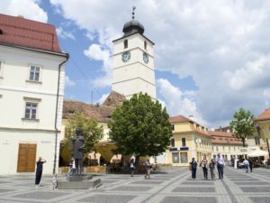 Sibiu is Transylvania at its best and most accessible