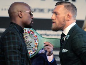 Don't waste your money on Mayweather-McGregor